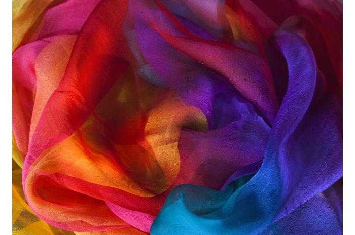 色々な色の模様