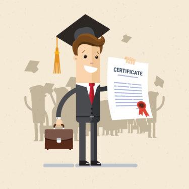 大学生におすすめしたい社会で役に立つ資格3選【取得済み】